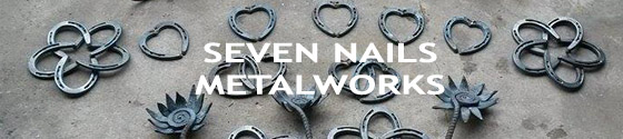 Banner for Seven Nails Metalworks